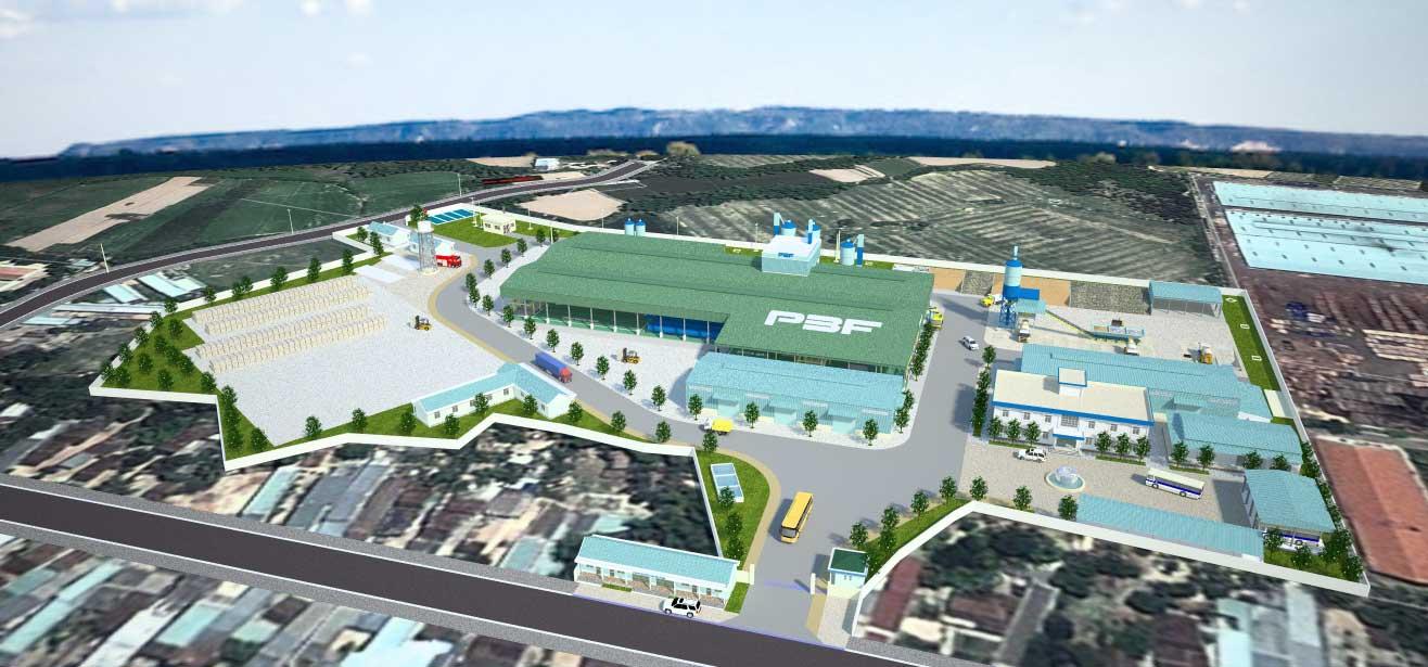 Đầu tư xây dựng Nhà máy gạch bê tông siêu nhẹ