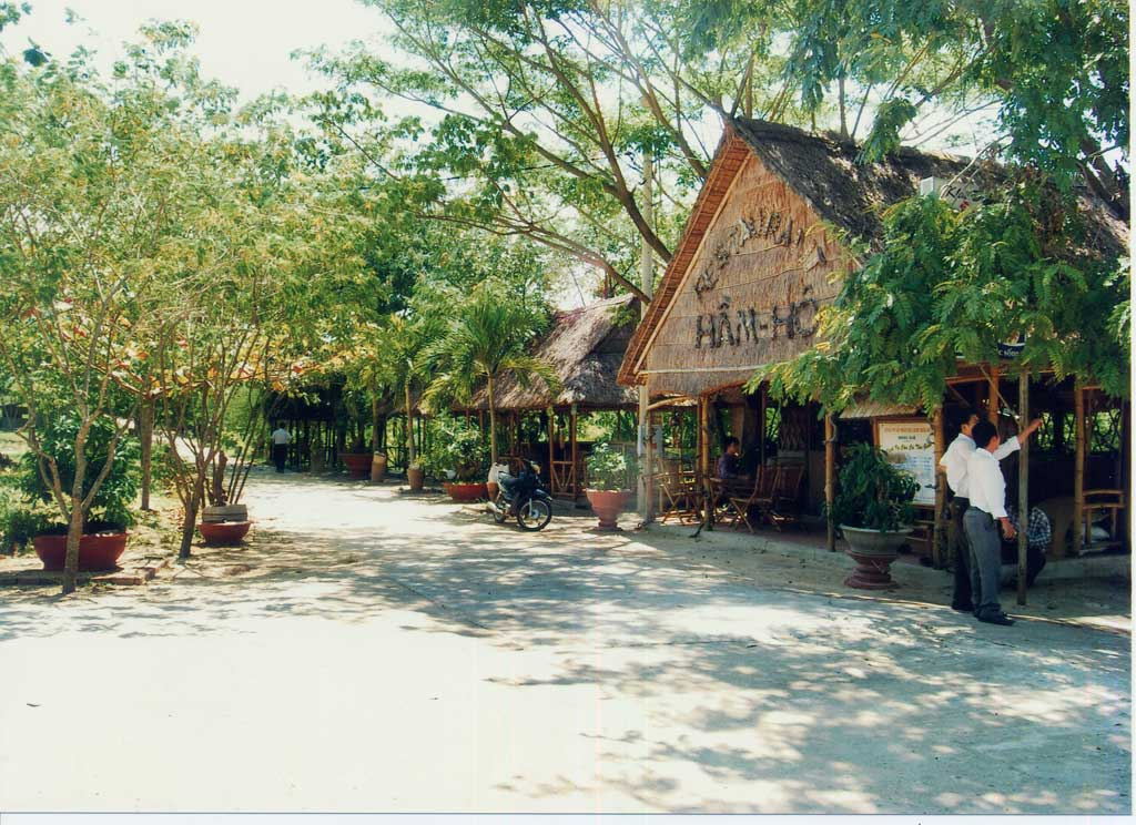 Investment for Ham Ho Ecological tourism park