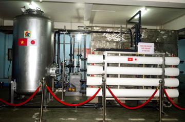 Hệ thống lọc nước Công nghệ UF Nhật Bản