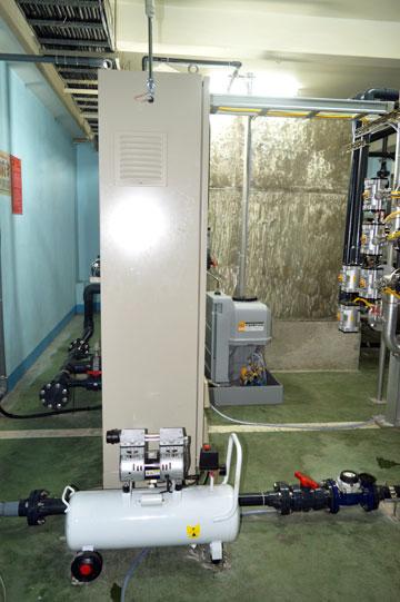 Và một số hình ảnh hệ thống lọc nước