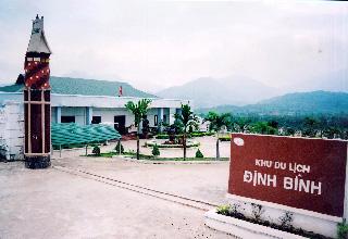 Khu nhà nghỉ & Dịch vụ công trình Định Bình