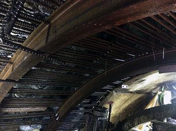 Gia cố dạng IV đường hầm