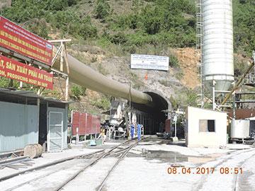 Cửa hầm TBM