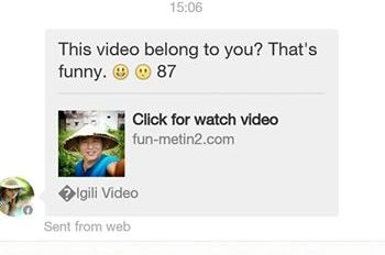 Virus mới lây lan qua Facebook messenger