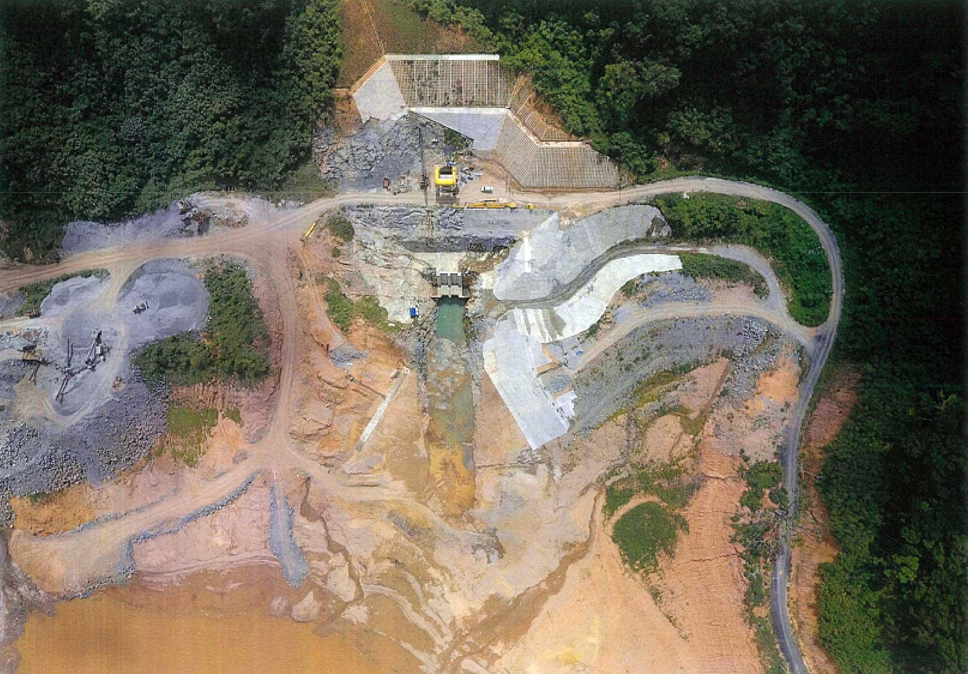 Cập nhật hình ảnh thi công tại Dự án mở rộng Nhà máy thủy điện Đa Nhim