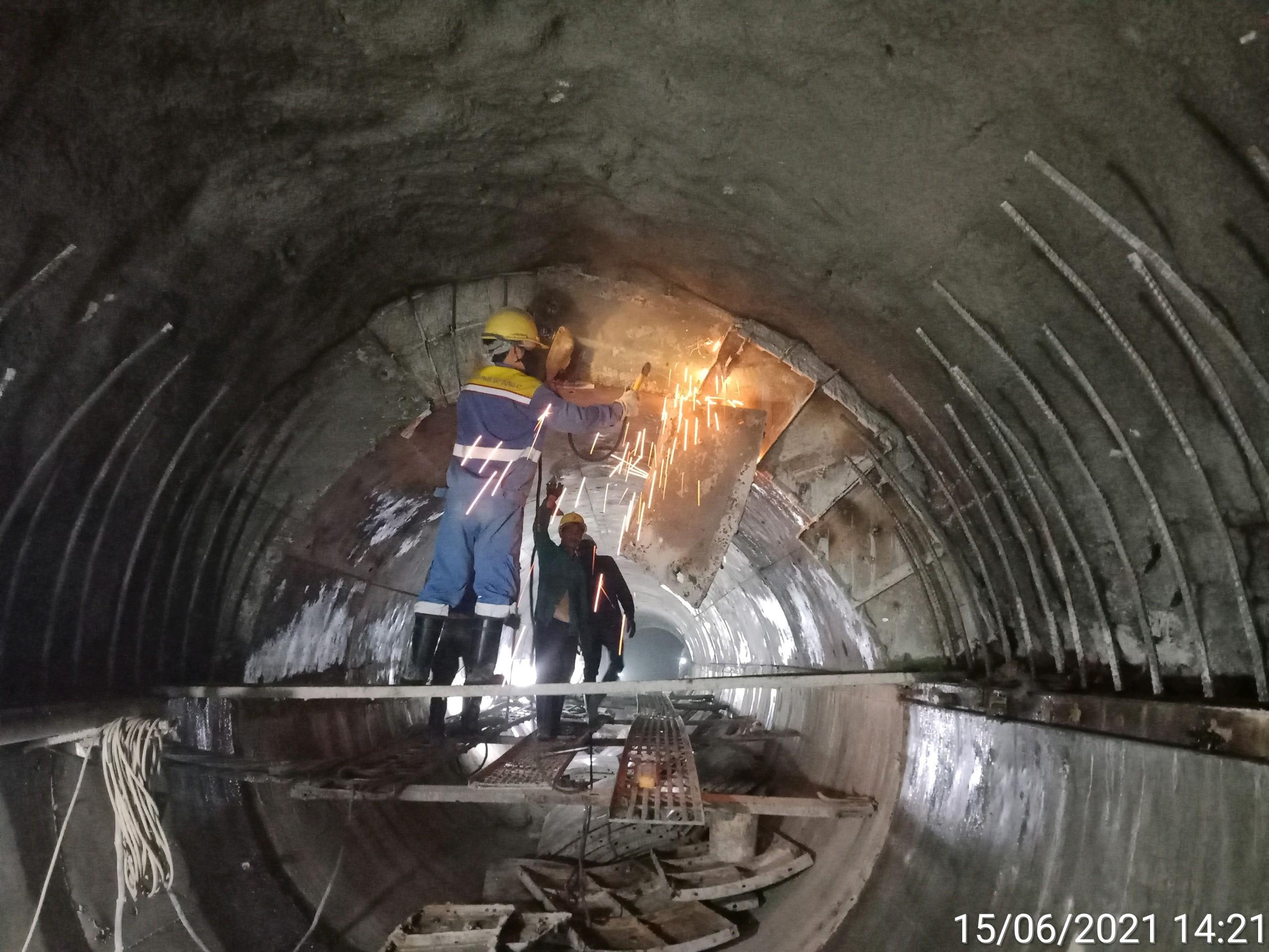 Phát động thi đua hoàn thành Dự án mở rộng nhà máy thủy điện Đa Nhim trong tháng 8/2021