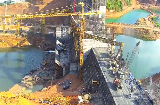 Construction Joint Stock Company 47: Accelerate the construction progress to complete the Dong Mit reservoir by this year