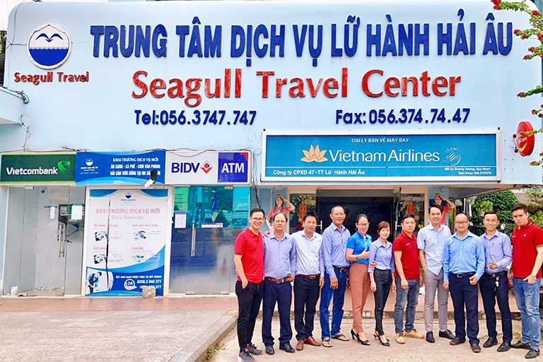 CC47 makes an entire investment to establish the brand Seagull Travel Center