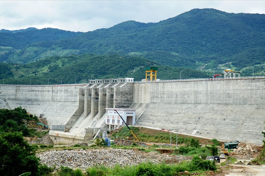 """The project """"quenching the thirst"""" of Ninh Thuan province is about to be through acceptance process"""